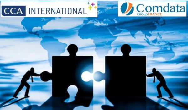Quand COMDATA et CCA International fusionnent…