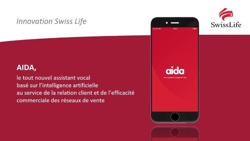 Swisslife lance son nouveau chatbot et ses stratégies numériques afin d'améliorer sa connaissance client…