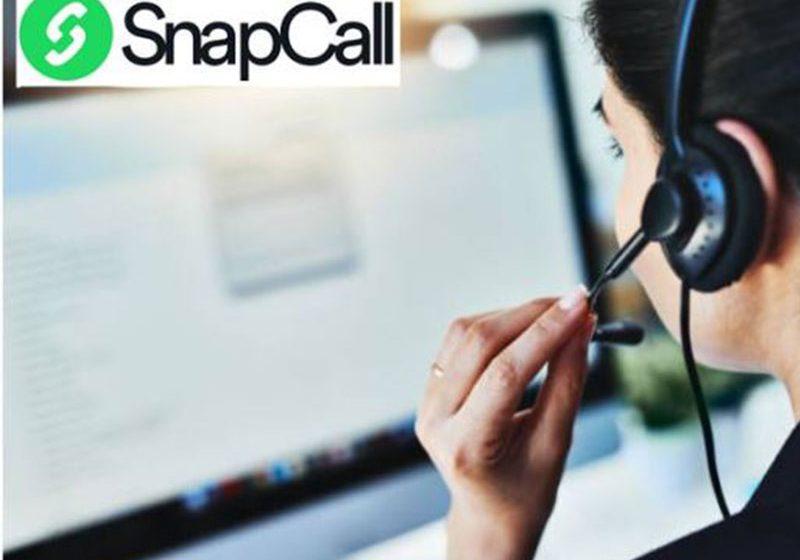SnapCall : Vers Une Optimisation De La Relation Client