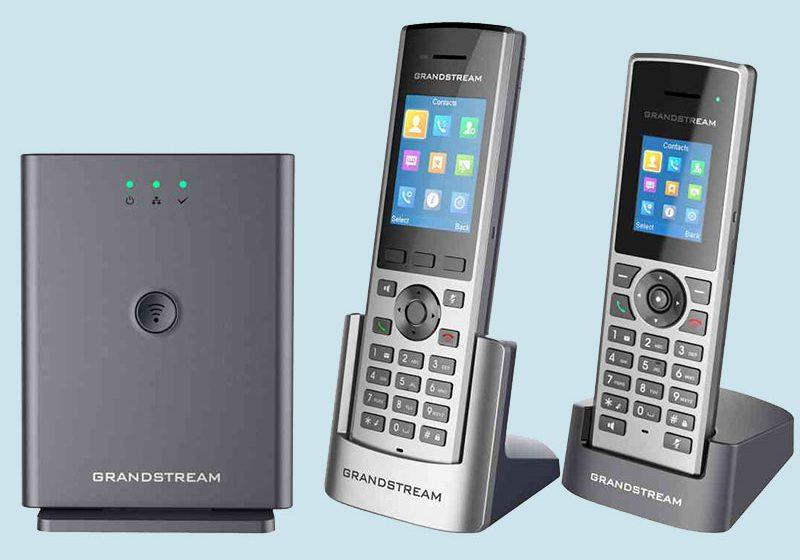 Une Nouvelle Gamme De Téléphone DECT Bientôt Lancé Par Grandstream